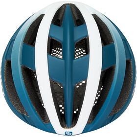 Rudy Project Venger Road Kask, pacific blue/white matte